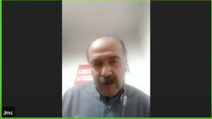 Diálogos con el CEFB: 42 años de la revolución sandinista con José Miguel Carrera.
