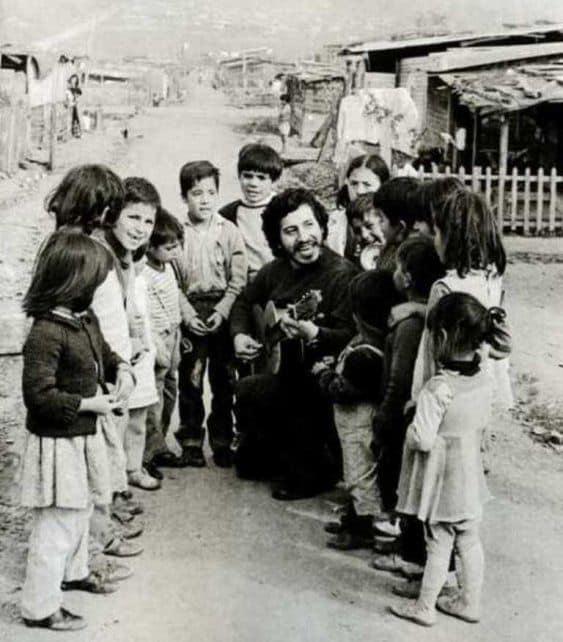 A 48 años del brutal asesinato de Víctor Jara